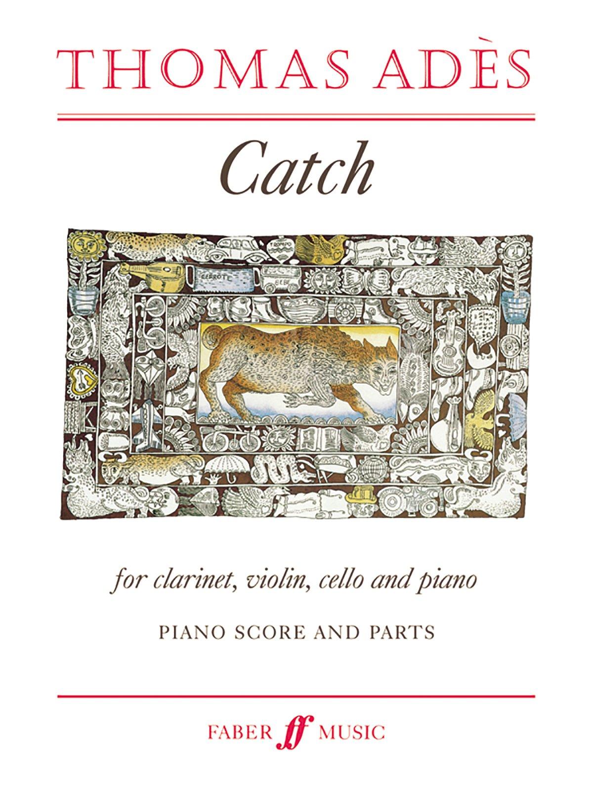 Download Catch: Score & Parts (Faber Edition) ebook