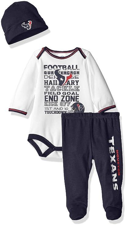 6f82eab8e NFL Houston Texans Unisex-Baby Bodysuit