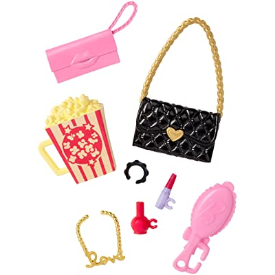 Barbie Fashions Movie Night Accessory Pack: Toys & Games