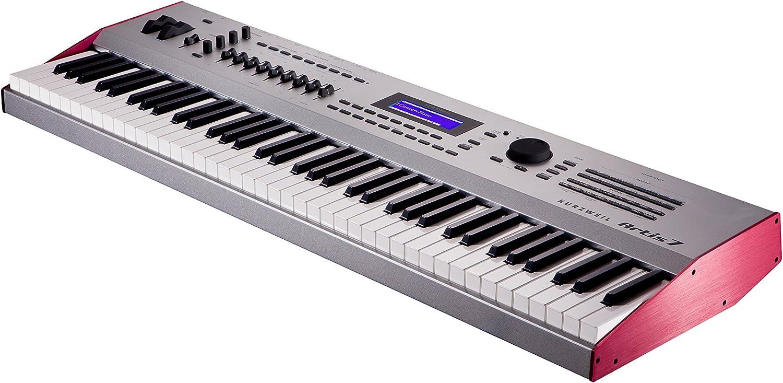 Kurzweil Artis 7 76-Note Piano de escenario