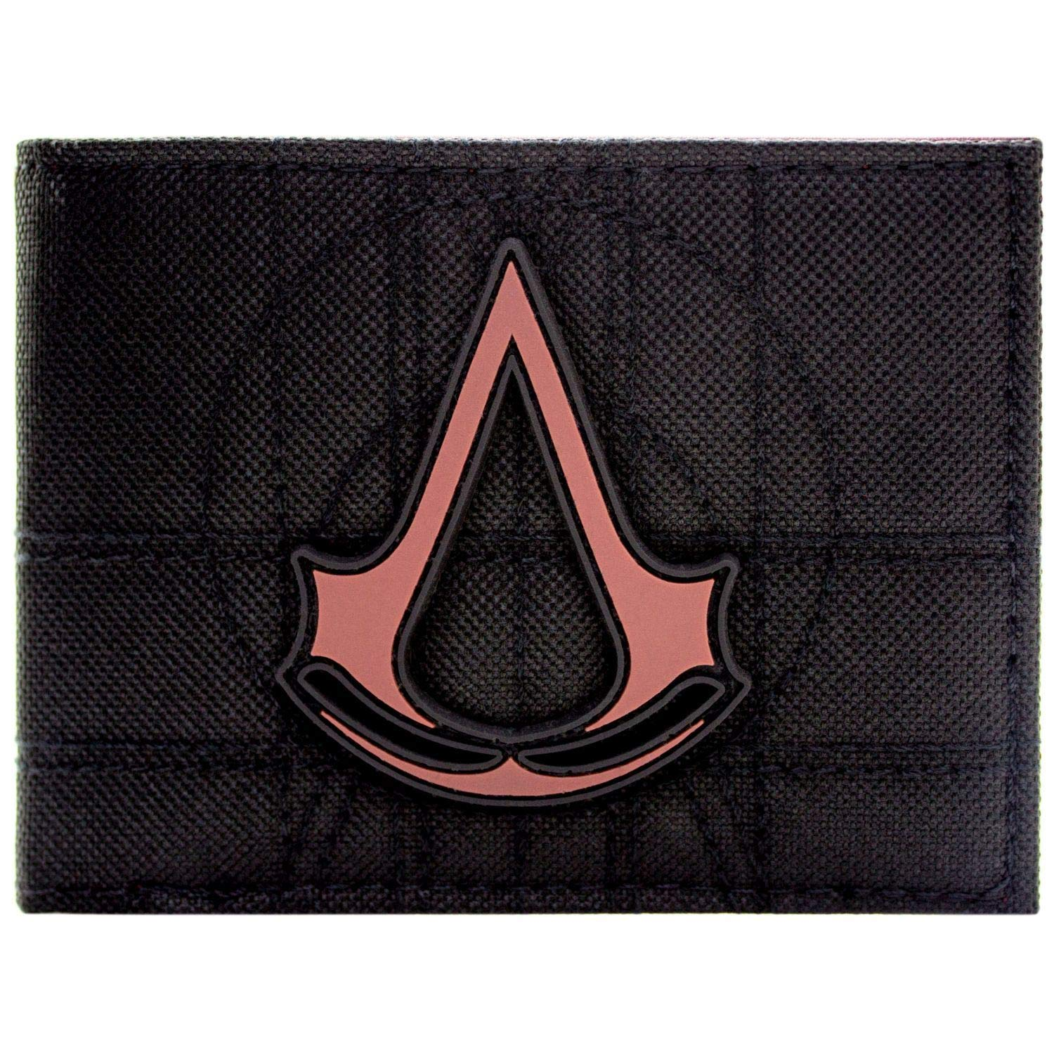 Cartera de Assassins Creed Logo Original Negro 30245