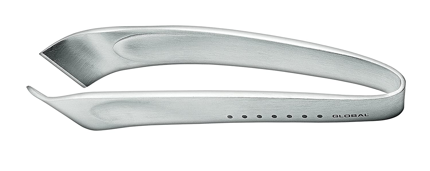 Global Küchenhelfer - Grätenpinzette Tweezers optimum Global / Yoshikin GS-63