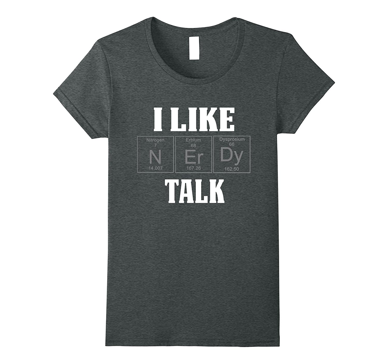 Amazon funny periodic table shirt nerdy talk clothing urtaz Image collections