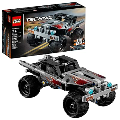 LEGO Technic Getaway Truck 42090 Building Kit (128 Pieces): Toys & Games