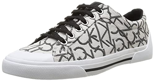 Calvin dfb Amazon Sneakers Klein Giselle Donna 36 Da Beige 6Yq6r 33e9fdef971