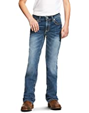Ariat Boys' B4 Relaxed Boot Cut