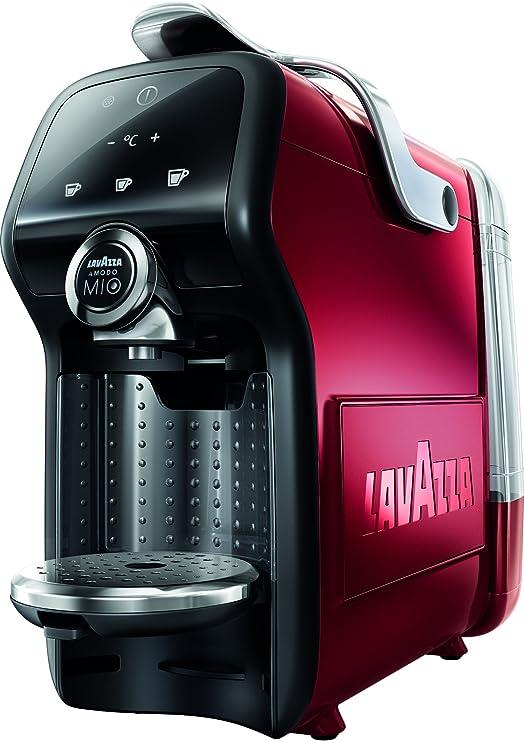 Lavazza LM6000 - Cafetera de cápsulas, 1200 W, color rojo: Amazon ...