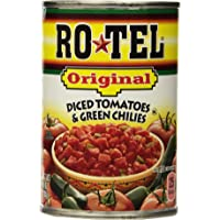 RO TEL - Original Diced Tomatoes and Green Chilies  10 OZ  6-pack