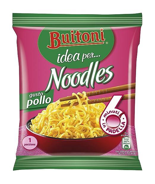 57 opinioni per Buitoni Idea per Noodles Gusto Pollo Noodles Istantanei e Condimento al Gusto