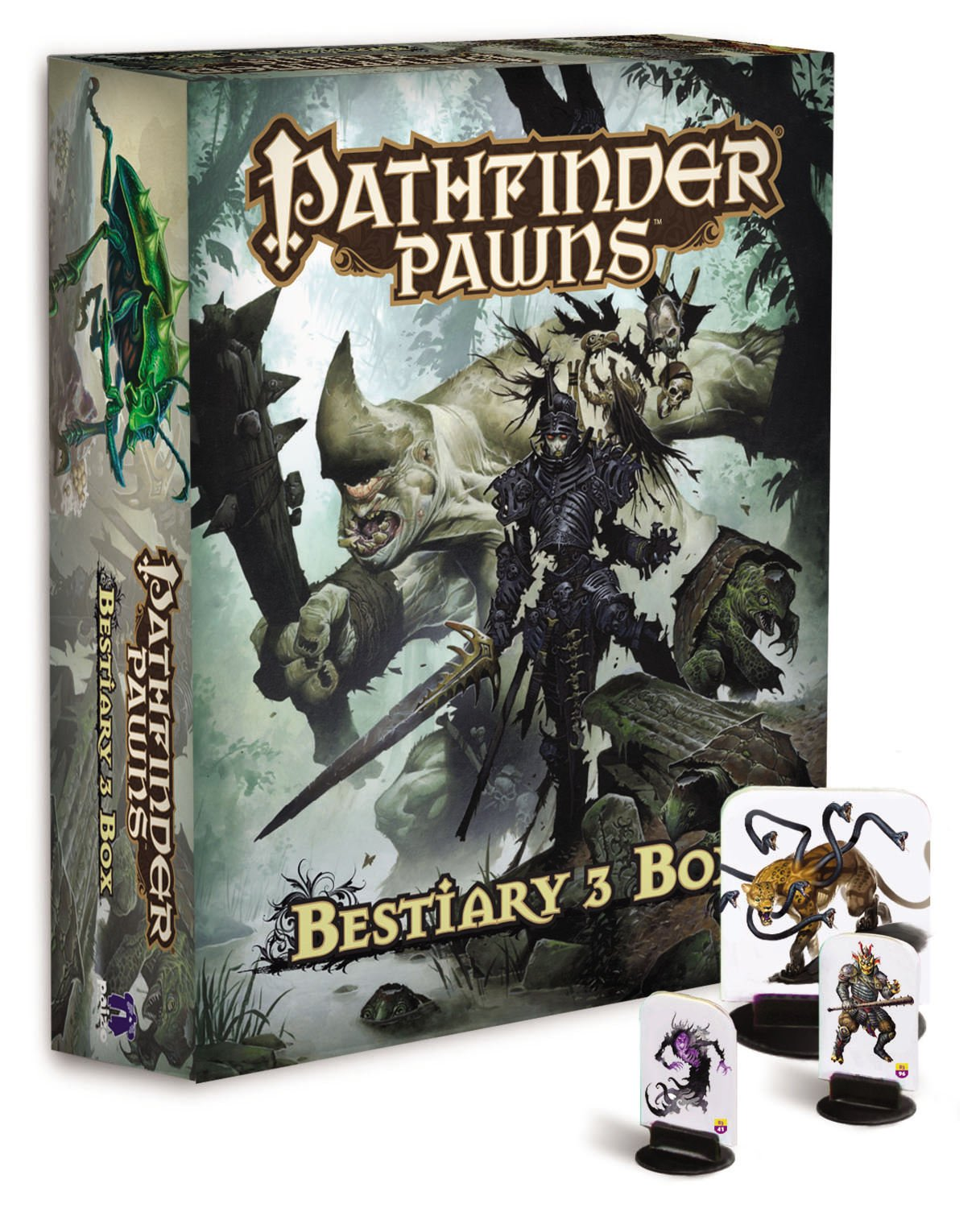 Pdf Science Fiction Pathfinder Pawns: Bestiary 3 Box