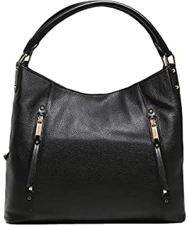 ad98808cc251 Michael Kors Womens Evie Shoulder Bag Black (BLACK): Amazon.co.uk ...