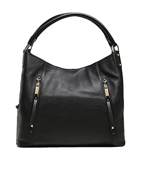 188ca04c7cb9 MICHAEL Michael Kors Women's Evie Slouchy Shoulder Bag One Size Black