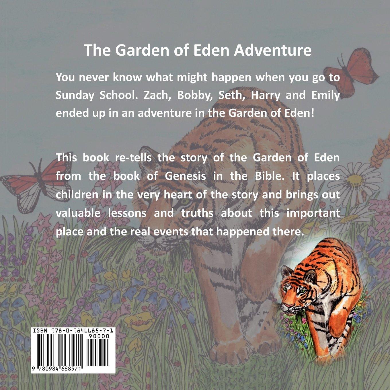 the garden of eden adventure amazon co uk eunice wilkie