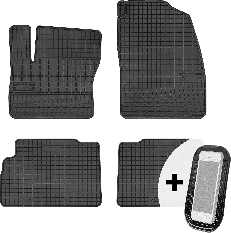 Gummimatten Auto Fußmatten Gummi Automatten Passgenau 4 Teilig Set Passend Für Ford C Max 2011 2018 Auto