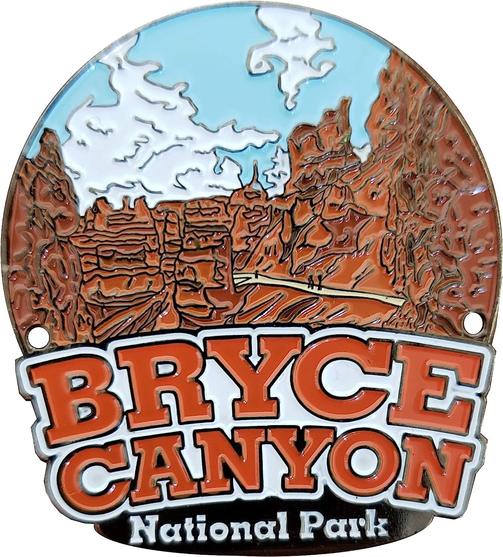 Bryce Canyon National Park Hiking Stick Medallion