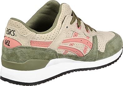 sports shoes cbb1c 38038 Asics Tiger Gel Lyte III W Schuhe Amberlight/Rose: Amazon.de ...