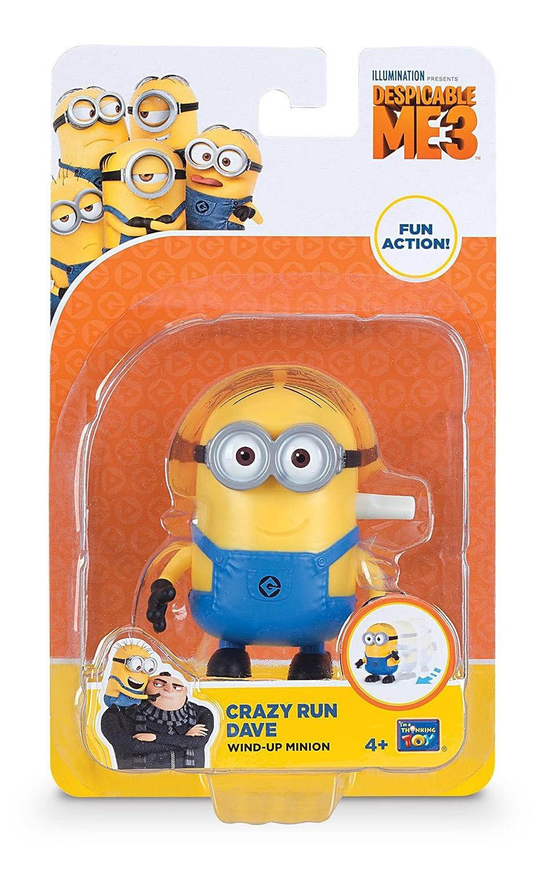 ca Aufziehfigur Minion Dave 9 cm MTW Toys 20138