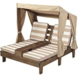 Double Sun Lounger with Coasters - for children