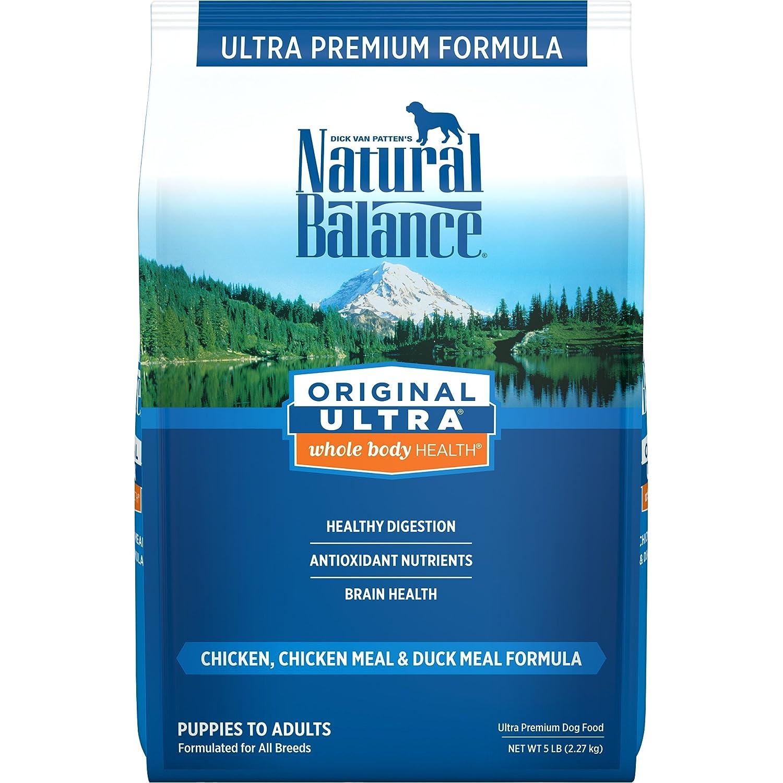 Amazon Natural Balance Original Ultra Whole Body Health Dry Dog