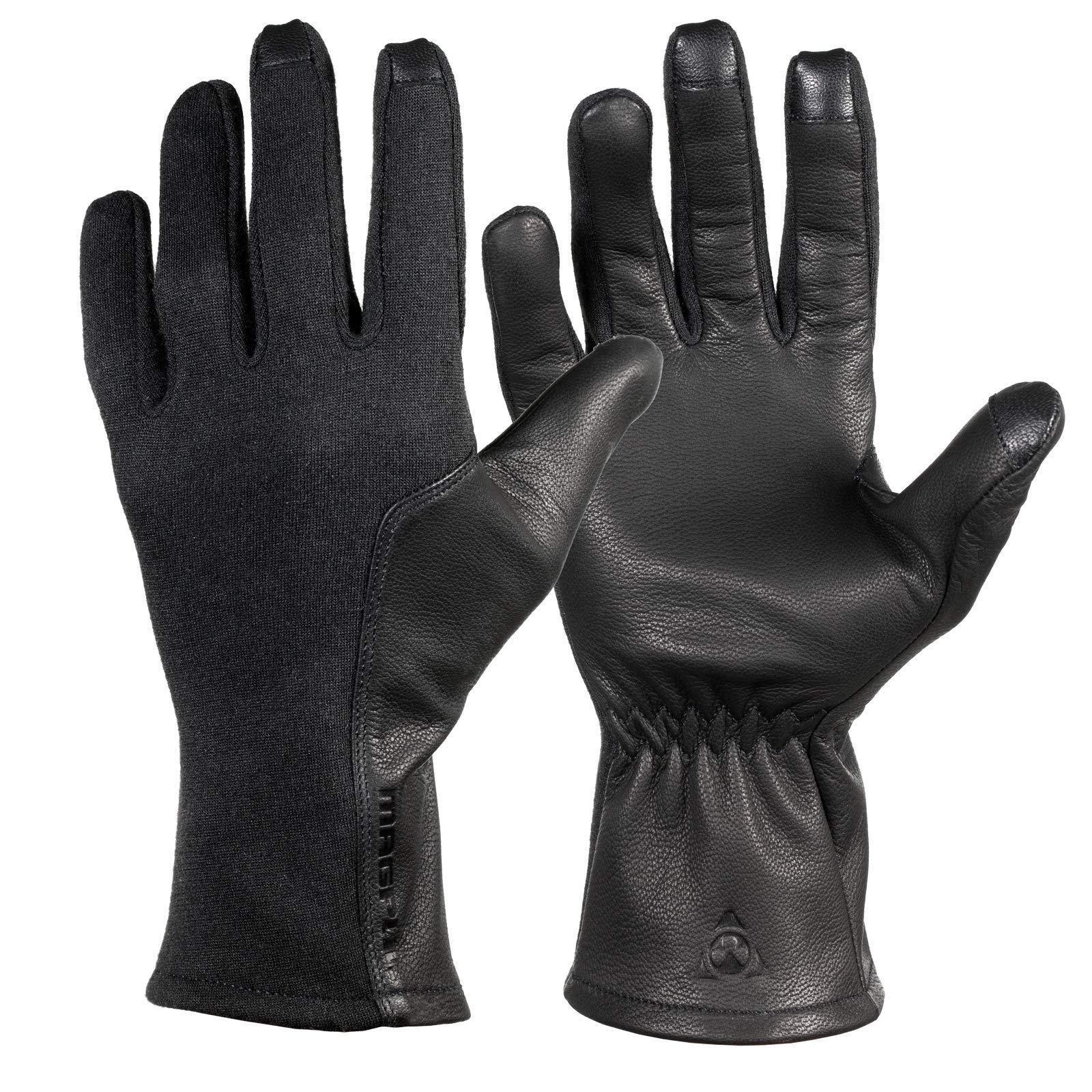 Magpul Core Flight Modern Nomex Gloves Medium, Black, Medium