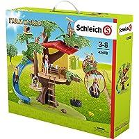 Schleich 42408- Abenteuer Baumhaus