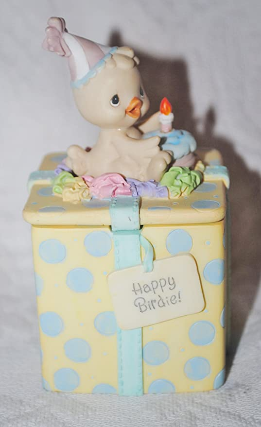 Amazon.com: Precious Moments Caja Cubierta de feliz ...