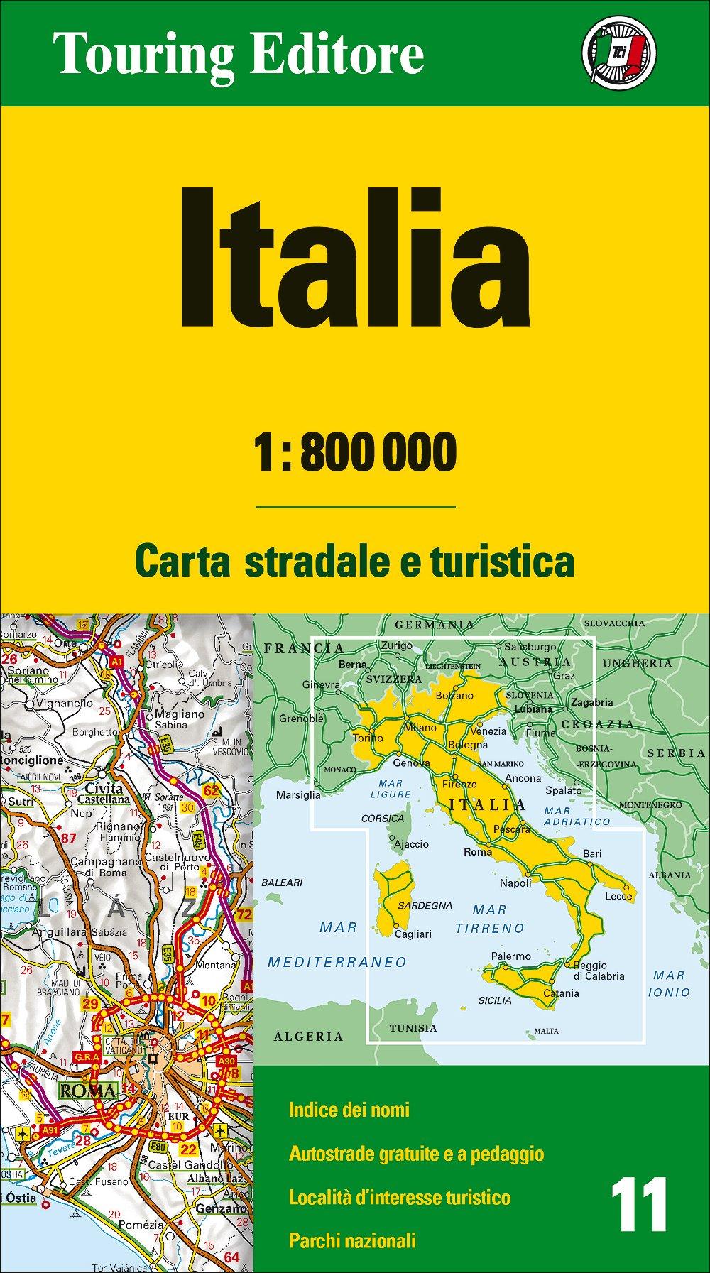Cartina Politica Italia Google