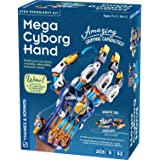 Thames & Kosmos Mega Cyborg Hand STEM Experiment Kit | Build Your Own Giant Hydraulic Hand | Amazing Gripping…