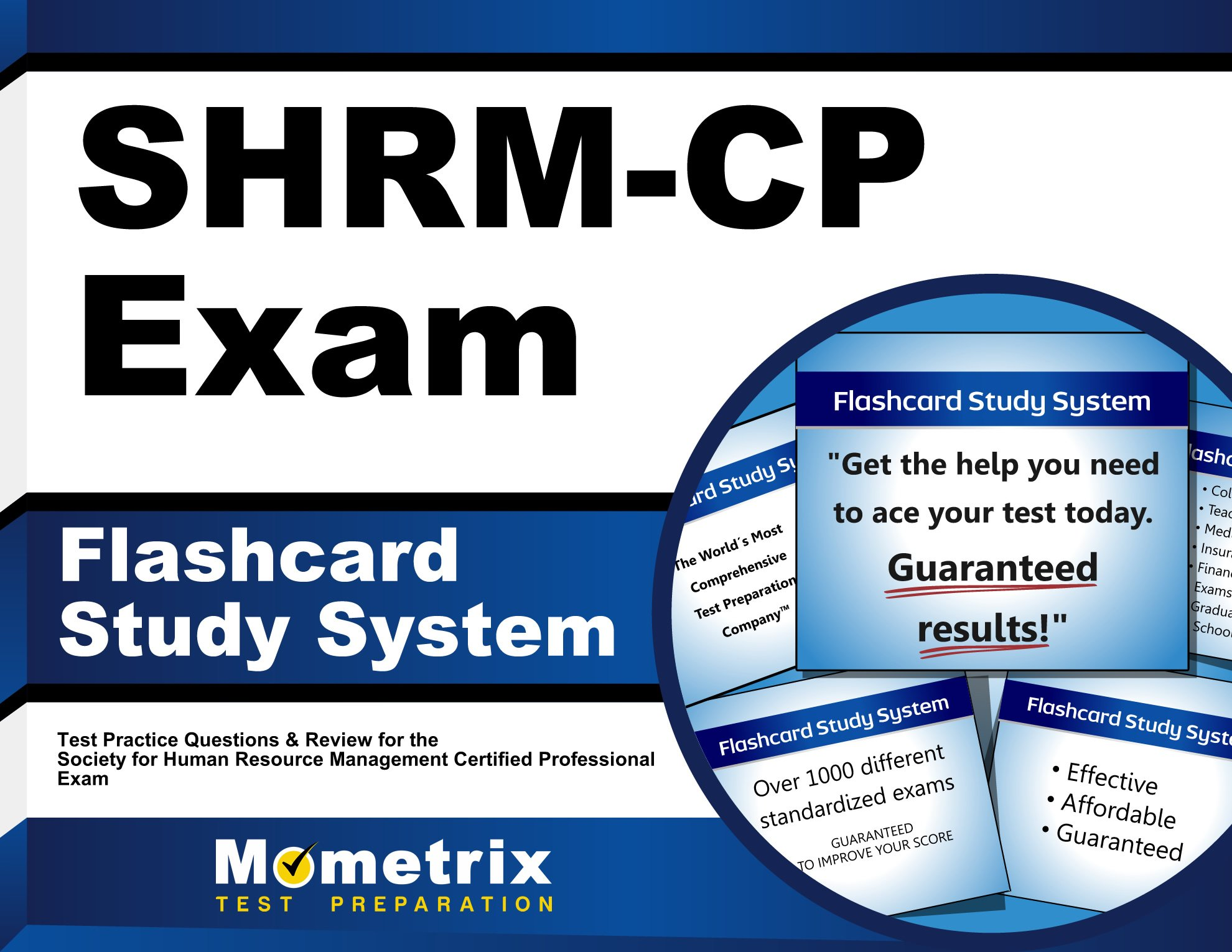 Shrm Cp Exam Flashcard Study System Shrm Test Practice Questions
