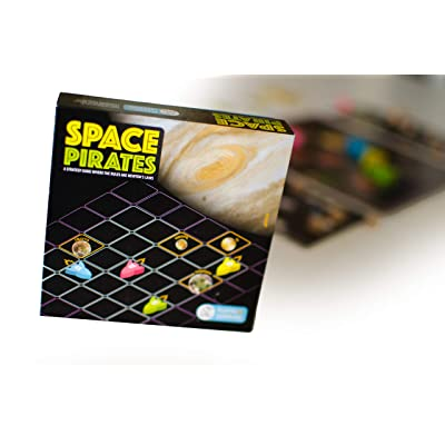 Kitki Space Pirates Fun Science Game Based On Newton's Laws STEM Toy Gift for Boys & Girls: Toys & Games