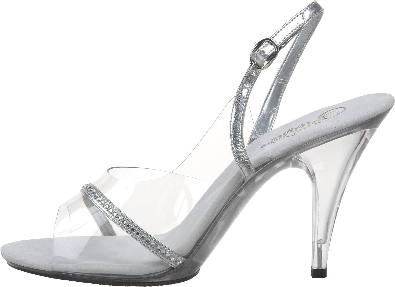 Pleaser Womens Caress 456 Sandal