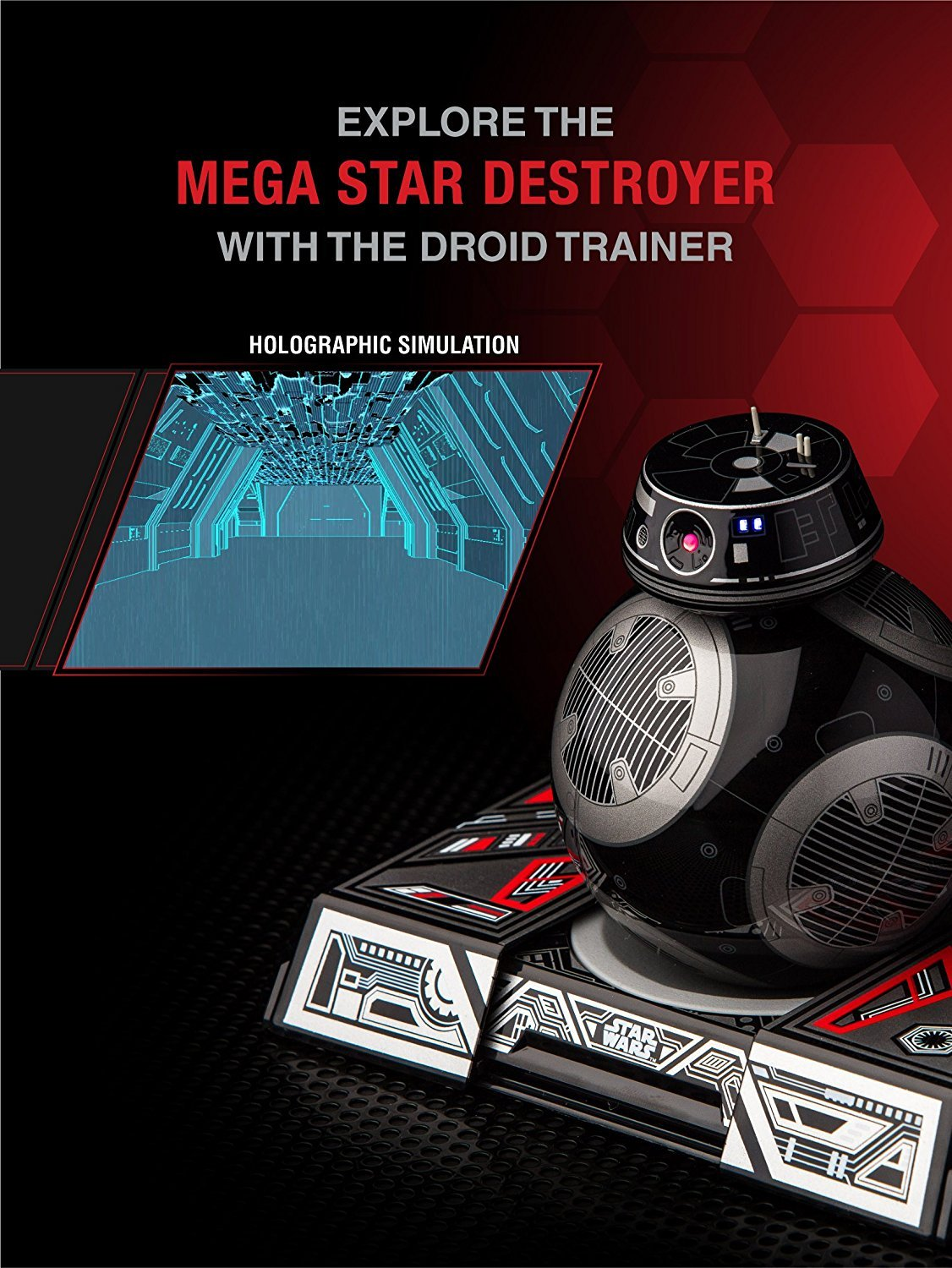 BB-9E App-Enabled Droid with Trainer by Sphero (Image #5)