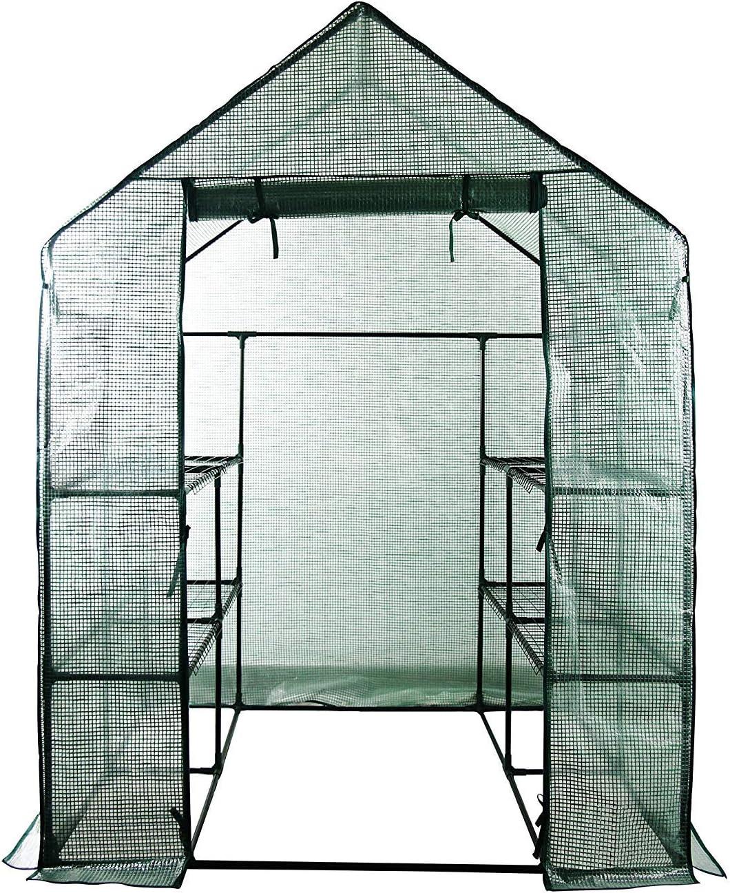 Gardman R299 Rustic Rattan Half Hive Hanging Wall Basket, 12 Wide x 10 Deep