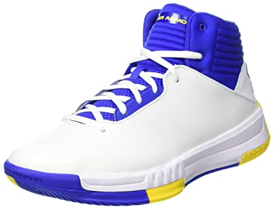 Under Armour Lockdown 2 Basketball Shoes - 7.5 - White a41462a898f