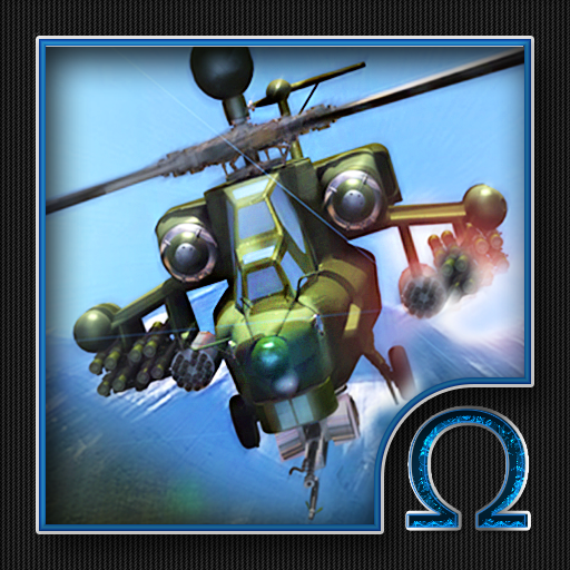 Helicopter: Flight Simulator - Fire Helicopter Games