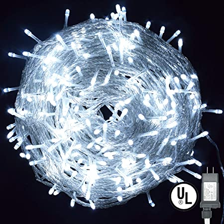 White 10-30M 100-300 LED Christmas Xmas Tree Fairy Party String Lights Color