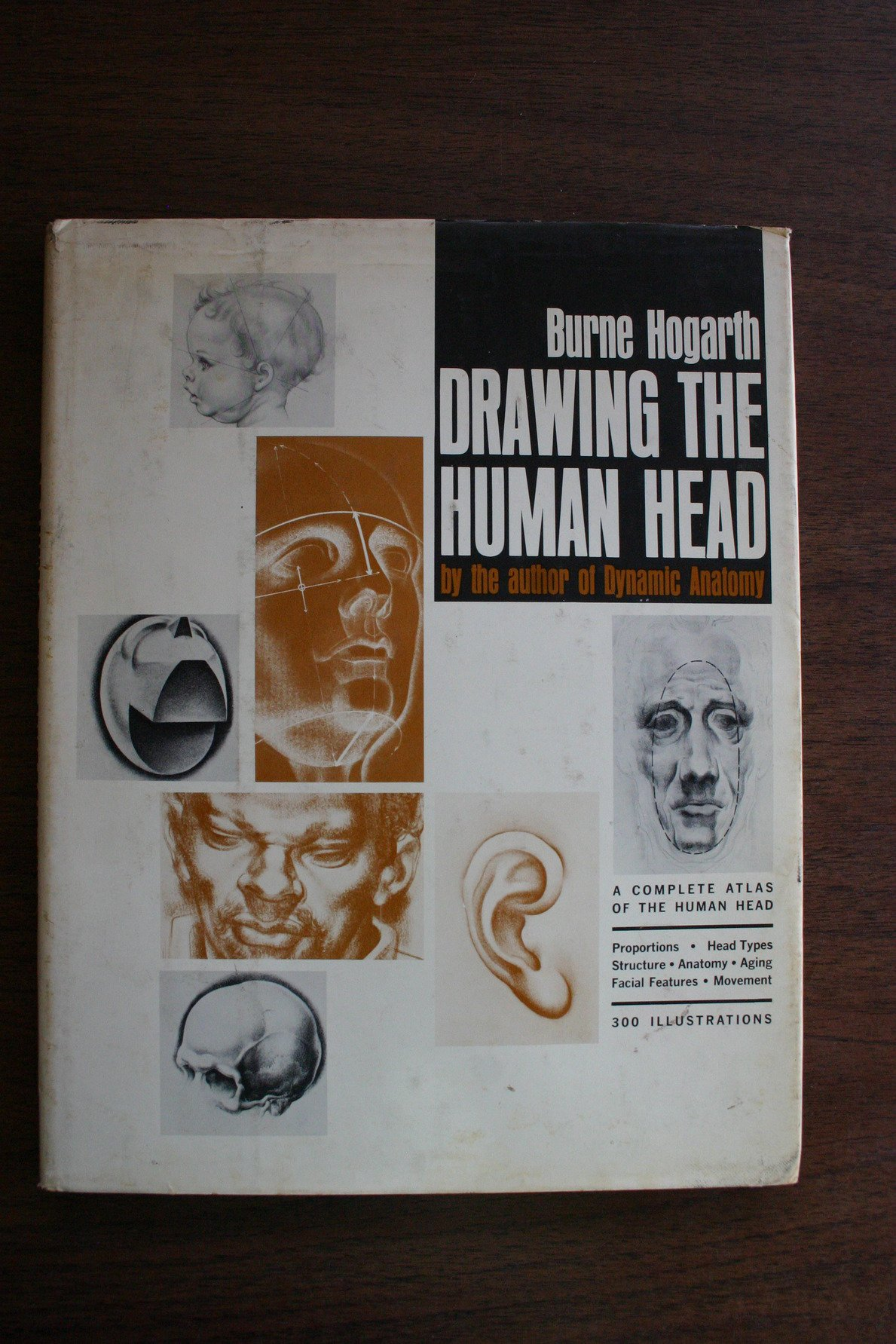 Drawing the Human Head. 1976. Cloth.