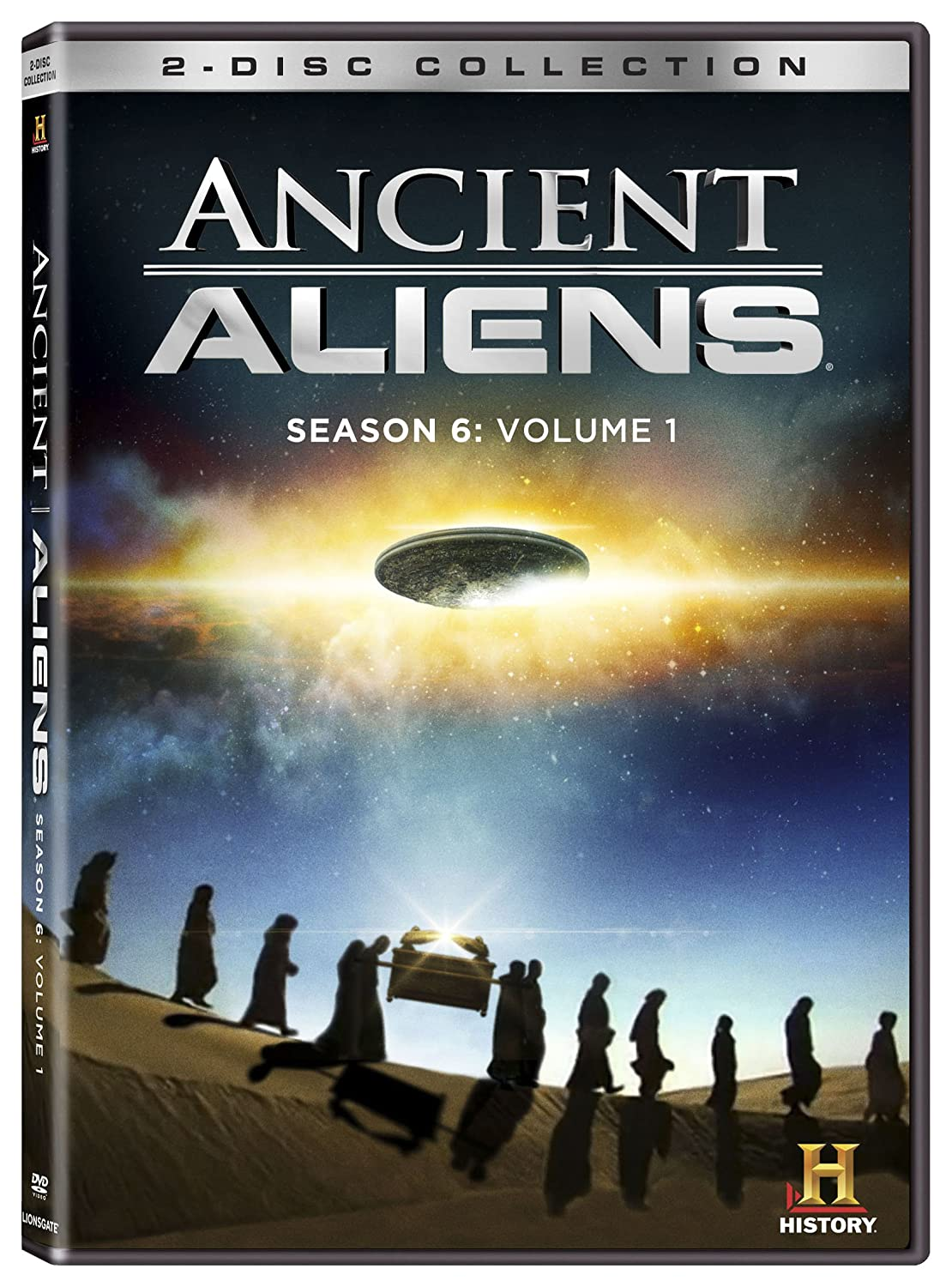 Ancient Aliens: Season 6, Volume 1