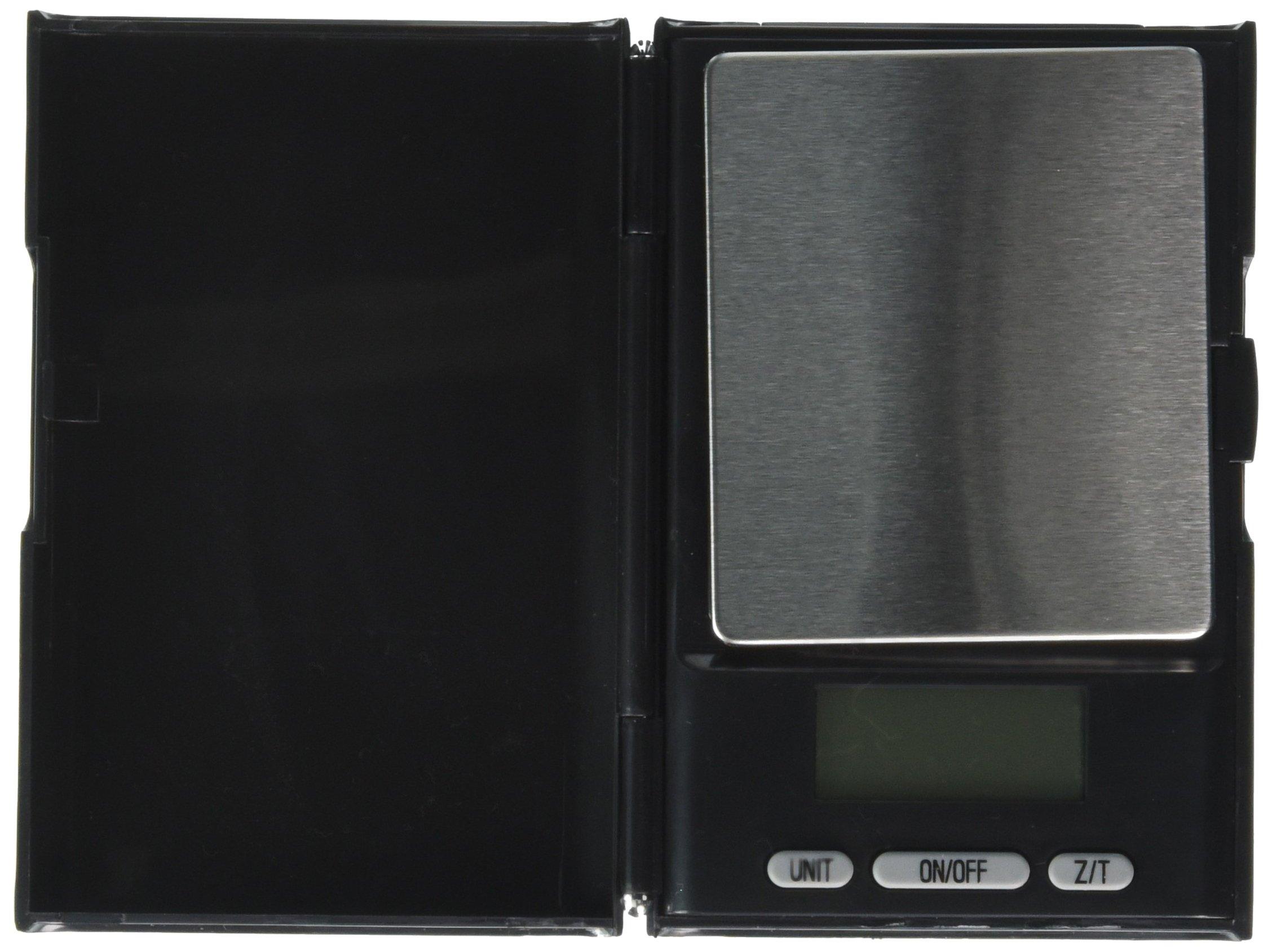 Camry 4.43 x 0.62 Inches Digital Postal Scale, Black (EHA25110)