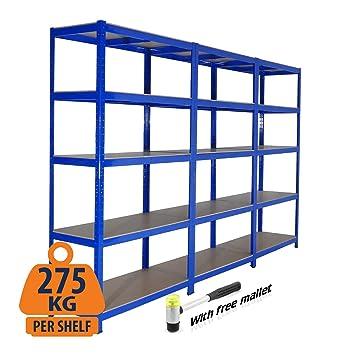 Regale Baumarkt hochleistungs stahlgaragen regale für die garage regalsystem 275