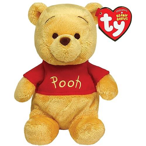 Ty Beanie Babies Winnie The Pooh Plush 7aec76c1df57