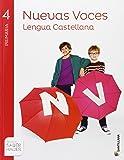 LENGUA CAST NUEVAS VOCES 4 PRIMARIA SABER HACER - 9788468086675
