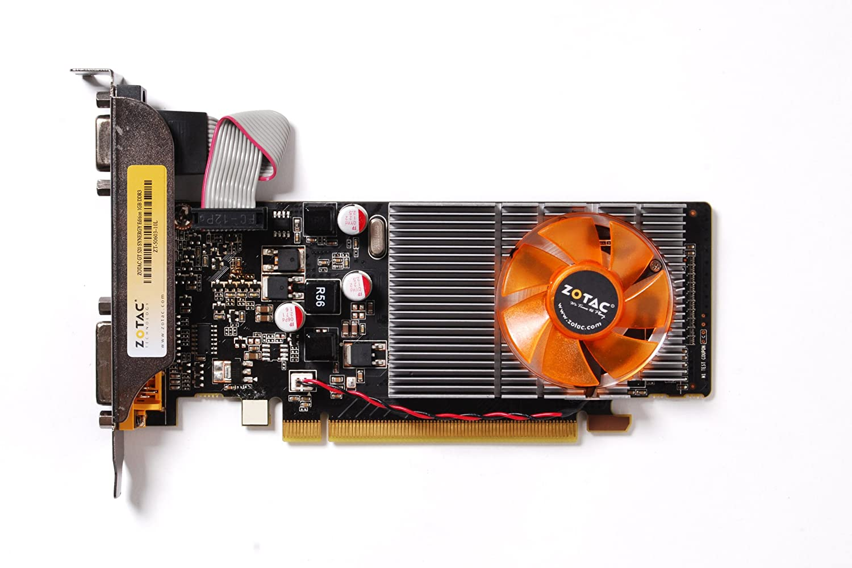 Zotac ZT-50603-10L NVIDIA GeForce GT 520 1GB - Tarjeta gráfica (Activo, NVIDIA, GeForce GT 520, GDDR3, PCI Express 2.0): Amazon.es: Informática