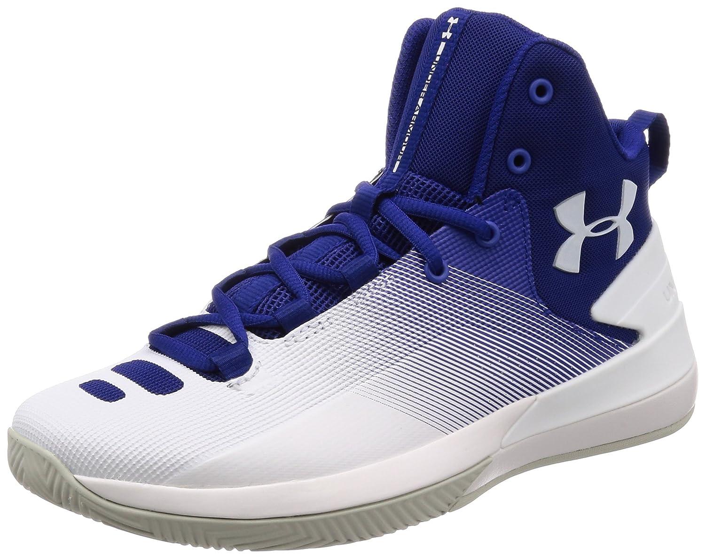 Under Armour UA Rocket 3, Zapatos de Baloncesto para Hombre 3000087