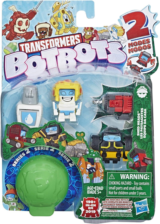 Transformers Botbots Series 2 DIZZY BONES Mini Figure Mint OOP