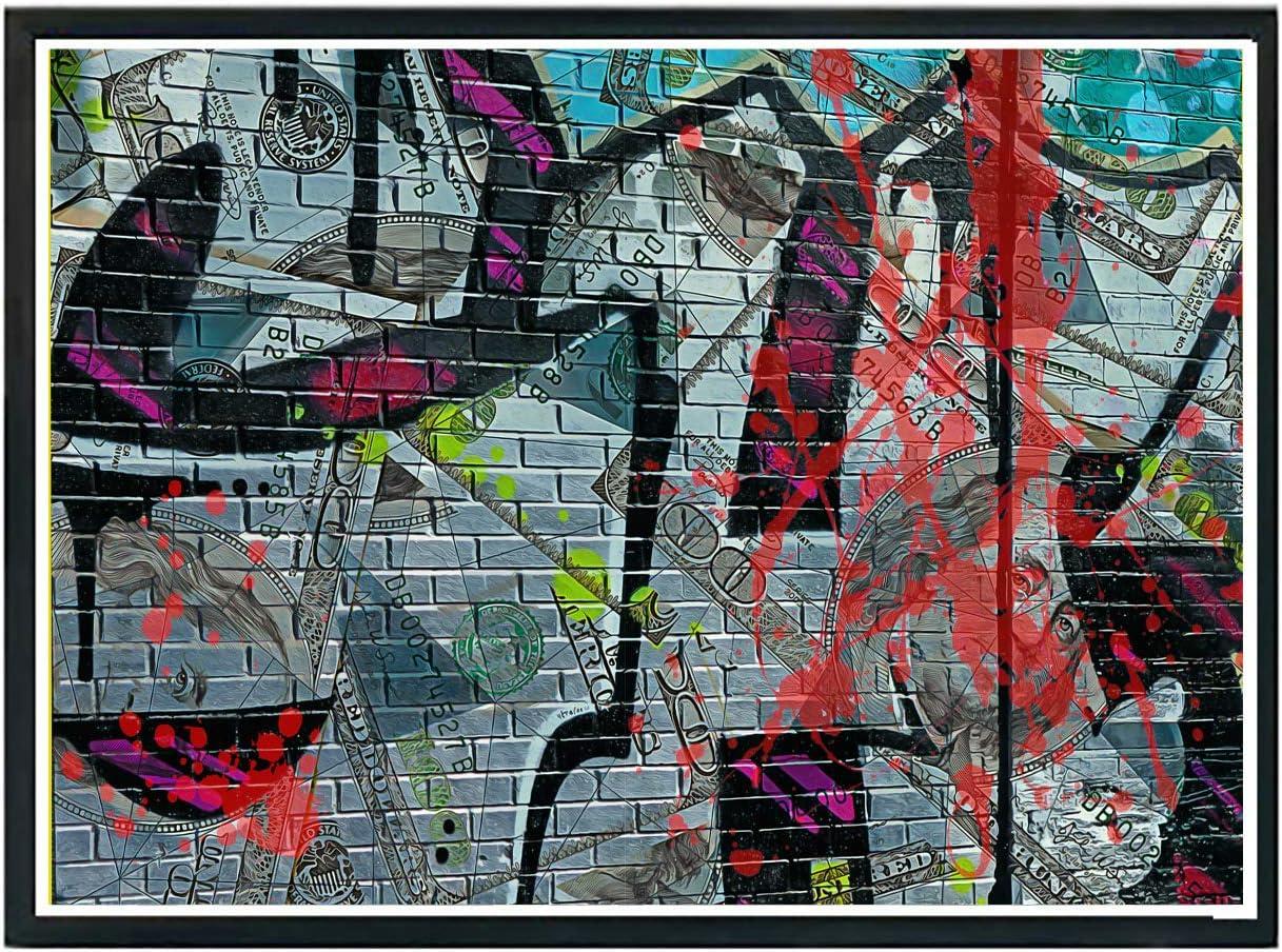 reproduction Street poster urban Pop Art
