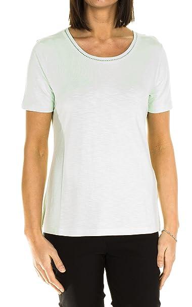 Verde Steilmann Ropa Y Amazon es Camiseta Mujer Para Menta wBqxO4tB 3b78793745b
