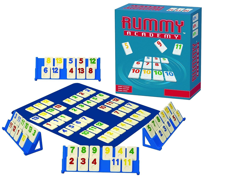 Spot Games - Rummy Academy + rummy juegos de viaje …: Amazon.es ...