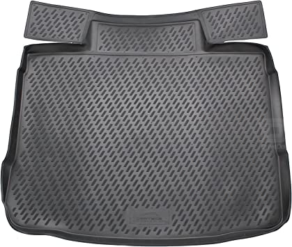 2013+ Fully Tailored PVC Boot Liner//Mat//Tray Grey Carpet Insert carmats4u To fit 3 Series GT F34