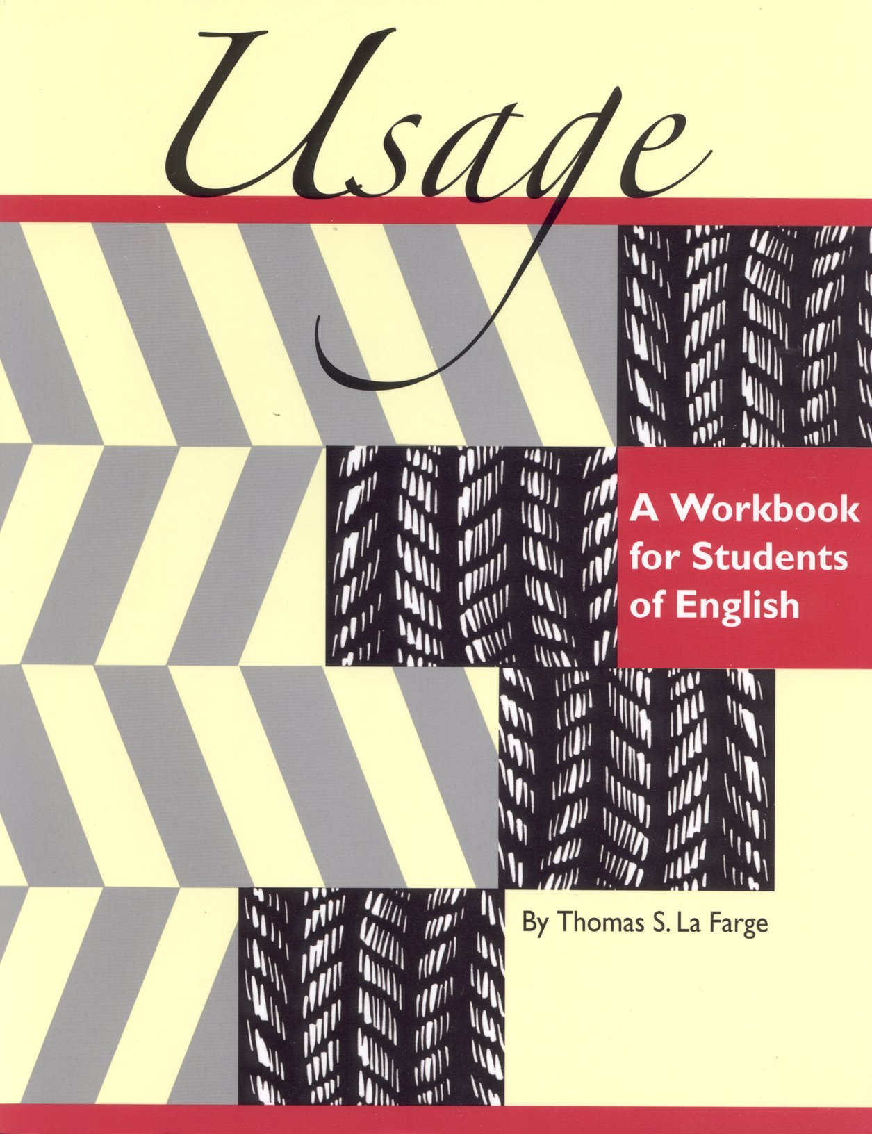 Read Online Usage: A Workbook for Students of English pdf